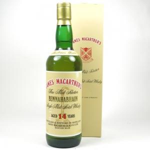 Bunnahabhain 14 Year Old Macarthur's