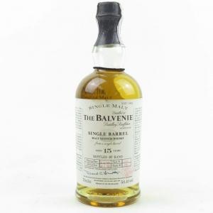 Balvenie 1982 Single Barrel 15 Year Old