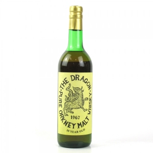 Highland Park 1967 Dragon 20 Year Old / Last Bottle
