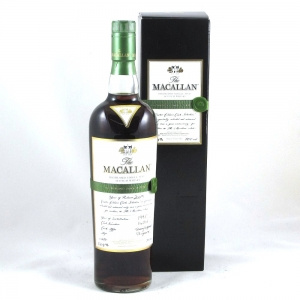 Macallan 1995 Easter Elchies 2009 Front