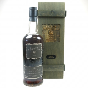 Black Bowmore Final Edition