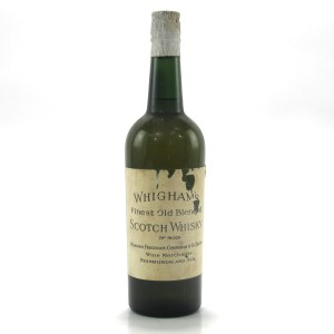 Whigham's Finest Old Scotch 1960s
