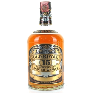 Old Royal 15 Year Old Deluxe Scotch Whisky 1960s