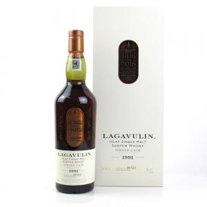 Lagavulin 1991 200th Anniversary 25 Year Old Single Cask