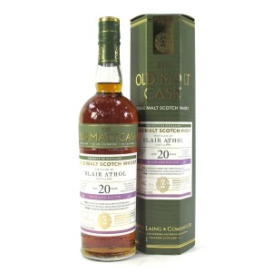 Blair Athol 1995 Hunter Laing 20 Year Old