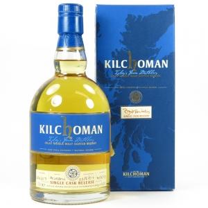 Kilchoman 2007 Single Cask Royal Mile Whiskies Front
