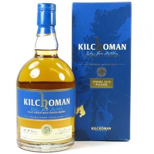 Kilchoman Spring 2010 Release Front