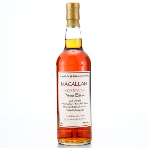 Macallan 1989 Aceo 17 Year Old Private Edition