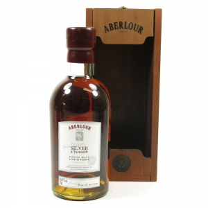 Aberlour A'Bunadh Silver Special Edition 1 of 37 Bottles