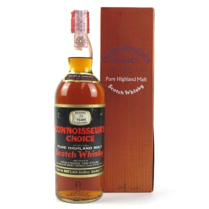 Mortlach 1936 Gordon and MacPhail Connoisseurs Choice 35 Year Old