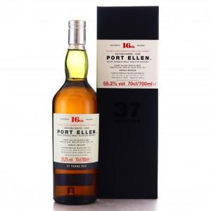 Port Ellen 1978 37 Year Old 16th Release