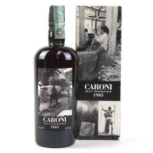 Caroni 1985 20 Year Old Heavy Trinidad Rum