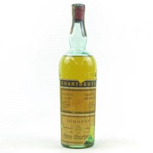 Chartreuse de Tarragona Yellow Label 1951-1959