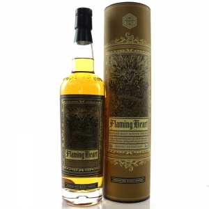 Compass Box Flaming Heart 2012
