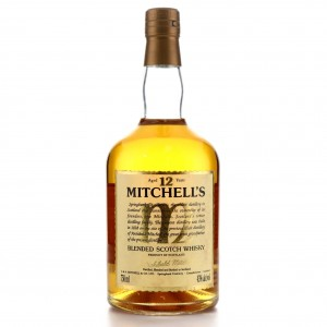 Mitchell's 12 Year Old Scotch Whisky 75cl / US Import