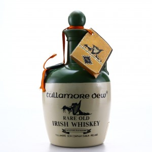 Tullamore Dew Decanter 1980s