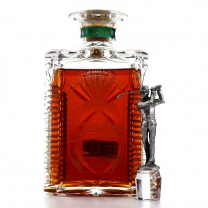 Bowmore 21 Year Old Famous Golf Courses Decanter / Turnberry