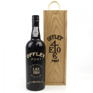 Offley 1984 LBV Port Bottled 1990 75cl