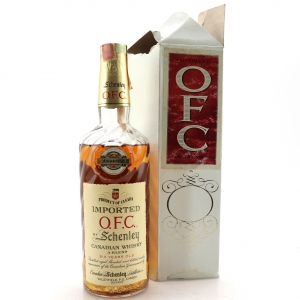 Schenley OFC 1962 6 Year Old Canadian Whiskey / US Import