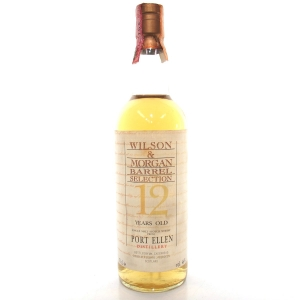 Port Ellen 12 Year Old Wilson and Morgan / Rossi and Rossi Import