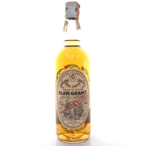 Glen Grant 27 Year Old Gordon and MacPhail 1970s
