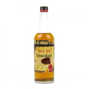 Fernandes 'Vat 19' Trinidad Rum 1960s
