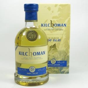 Kilchoman 100% Islay 4th Release