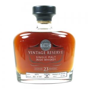 Teeling 23 Year Old Vintage Reserve / Silver Bottling