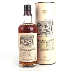 Craigellachie 1994 Exceptional Cask 22 Year Old / Double Cask