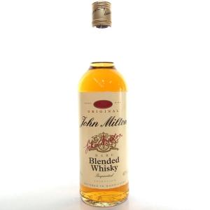 John Milton Rare Scotch Whisky
