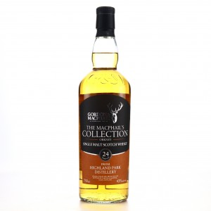 Highland Park 24 Year Old Gordon and MacPhail 75cl / US Import