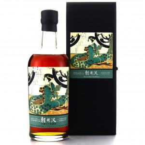 Karuizawa 2000 Single Sherry Cask #2339 / Geisha Label
