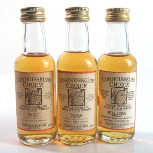 Miscellaneous Closed Highland Distillery Selection 3 x 5cl