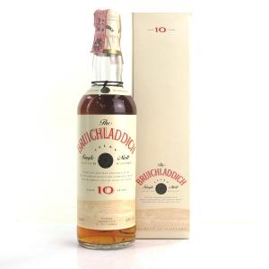 Bruichladdich 10 Year Old 1990s / Rinaldi Import