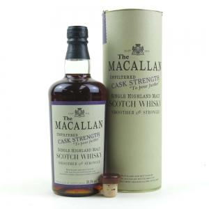 Macallan 1980 Exceptional Cask #4063