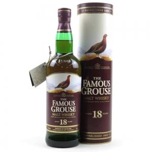 Famous Grouse 18 Year Old Blended Malt
