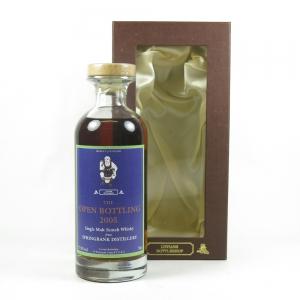 Springbank 12 Year Old Open Championship Bottling 2005 front