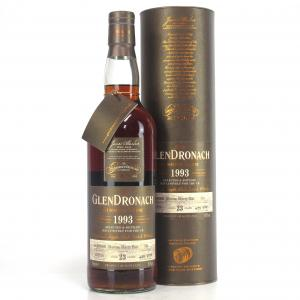Glendronach 1993 Single Cask 23 Year Old #564 / UK Exclusive