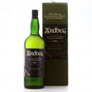 Ardbeg Mor 10 Year Old 4.5 Litres / 2nd Edition