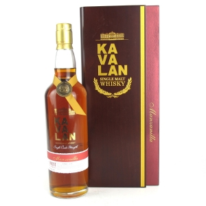 Kavalan Solist Manzanilla Single Cask 75cl