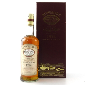 Bowmore 1972 27 Year Old