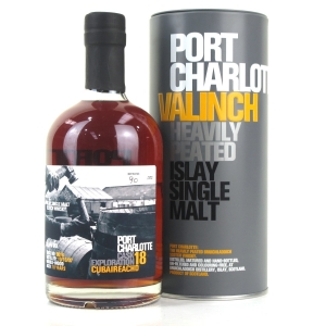 Port Charlotte 2007 Cask Exploration Valinch 10 Year Old #18