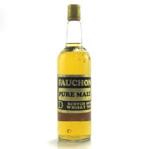 Fauchon 8 Year Old Pure Malt 1970s