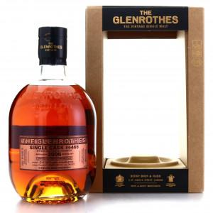 Glenrothes 2006 Single Cask #5465 / UK