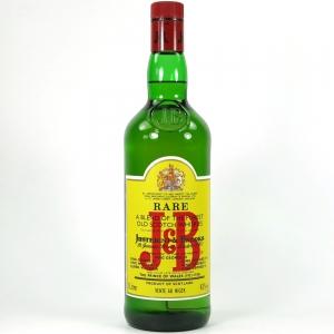 J&B Rare 1 litre Front