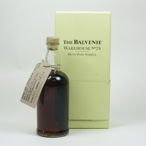 Balvenie 1982 Warehouse 24 Sample