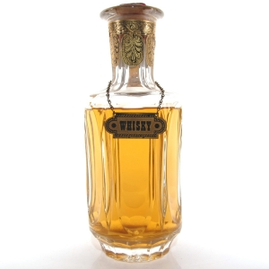 Red Hills Whisky Decanter 1960s