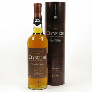 Clynelish 1992 Distillers Edition 2007 Front