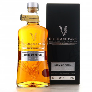 Highland Park 13 Year Old Viking Soul Cask #70067 / Family & Friends
