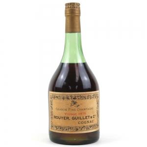 Rouyer Guillet 1875 Grande Fine Champagne Cognac